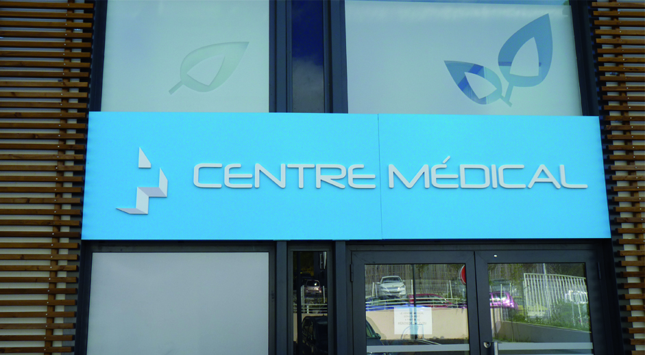 CENTRE MEDICAL NATURE ET SANTE – SAINT GELY DU FESC – Surface totale 360 m²
