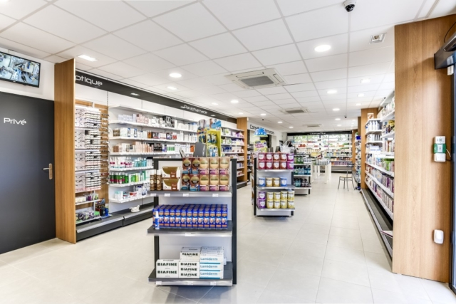 PHARMACIE SAINT AUBAN - SAINT AUBAN (06) 1