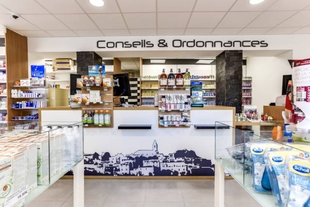 PHARMACIE SAINT AUBAN - SAINT AUBAN (06) 7