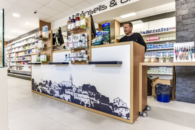PHARMACIE SAINT AUBAN - SAINT AUBAN (06) 6