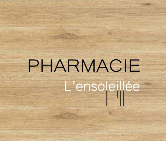 PHARMACIE L'ENSOLEILLEE –  AIX EN PROVENCE (13) 15