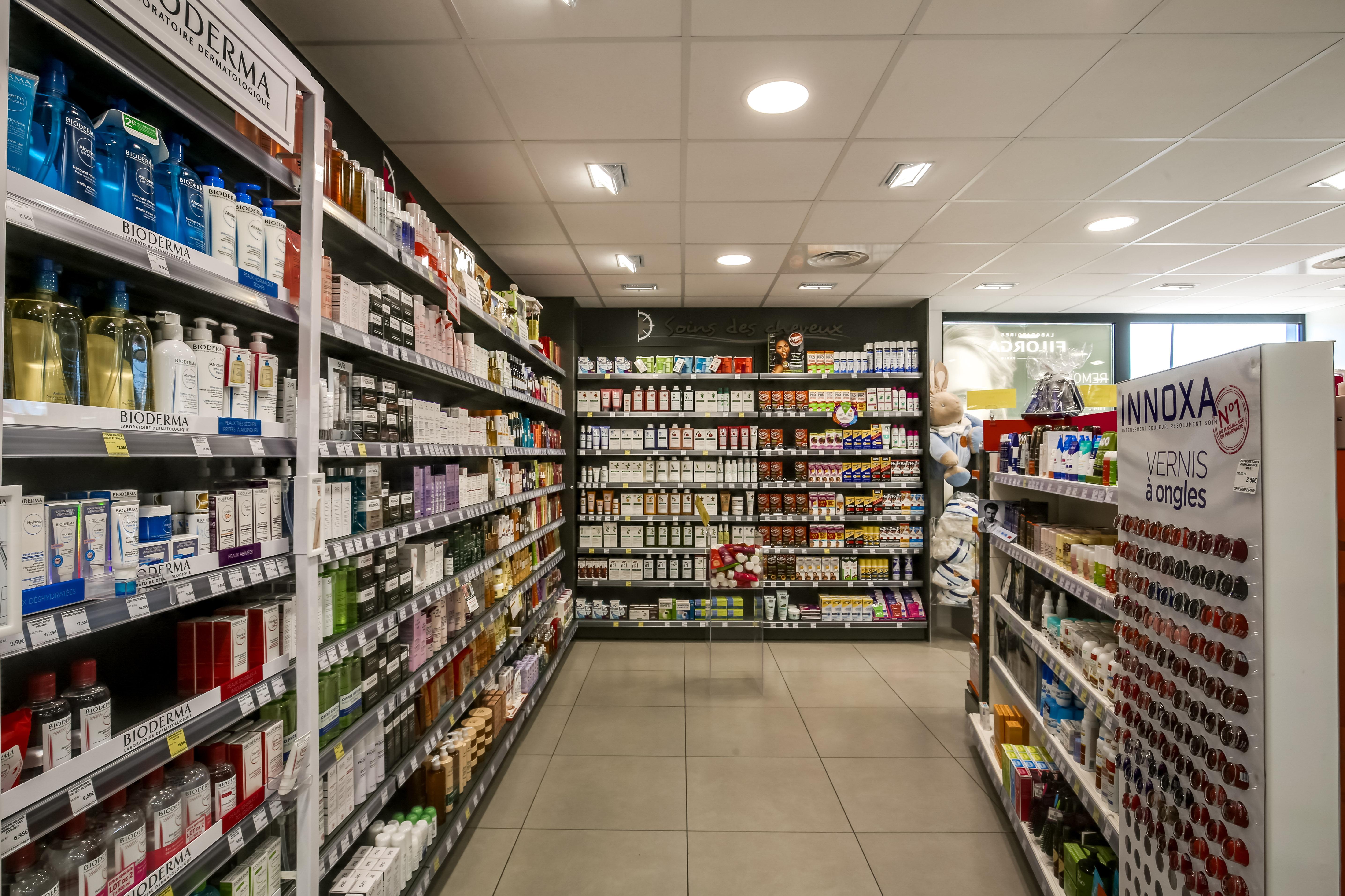 Pharmacie des Calquières à Ganges ( 34 ) 23