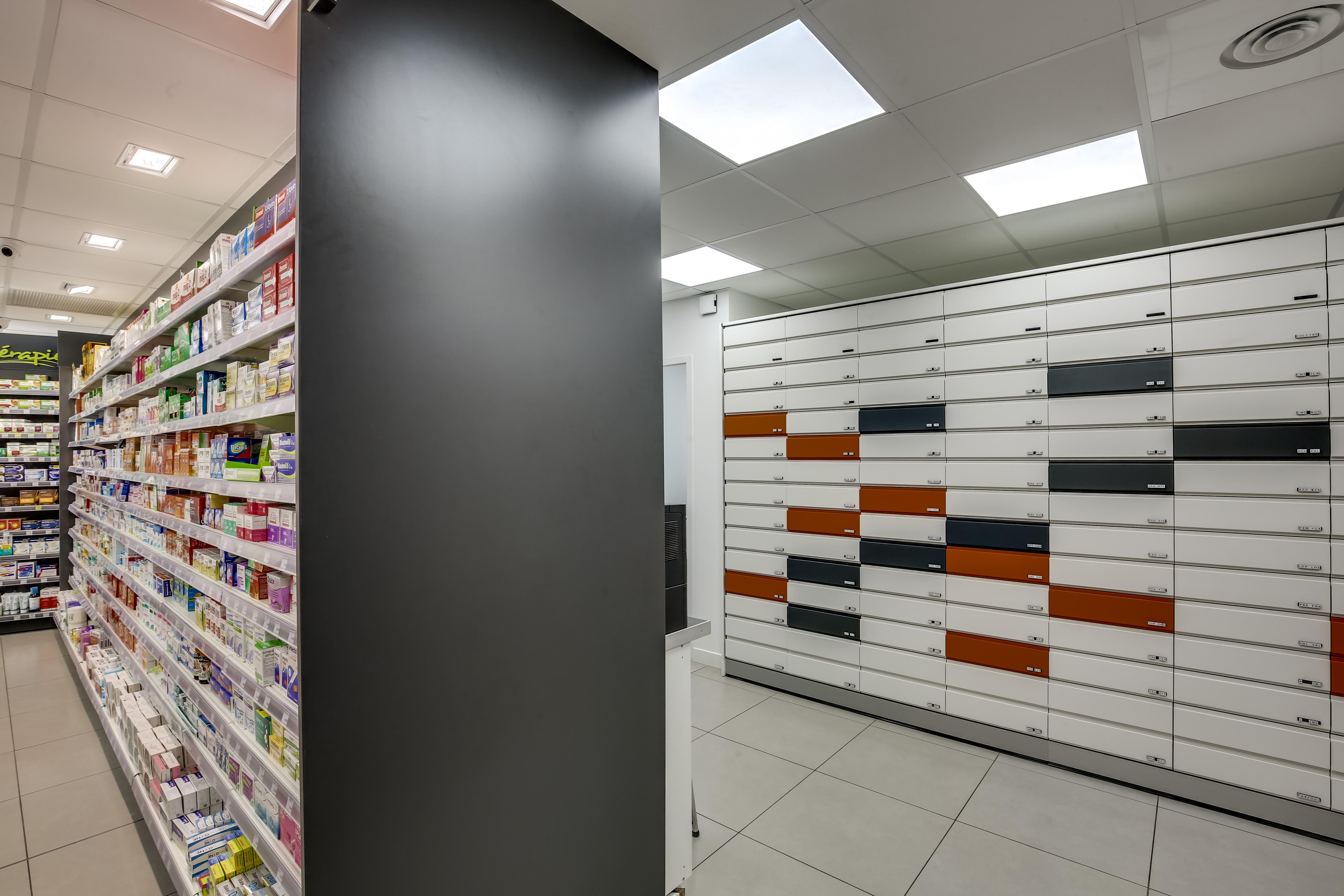 Pharmacie des Calquières à Ganges ( 34 ) 21