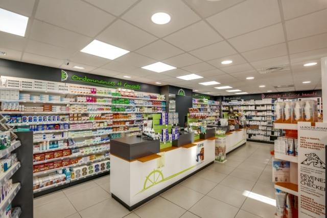 Pharmacie des Calquières à Ganges ( 34 ) 7