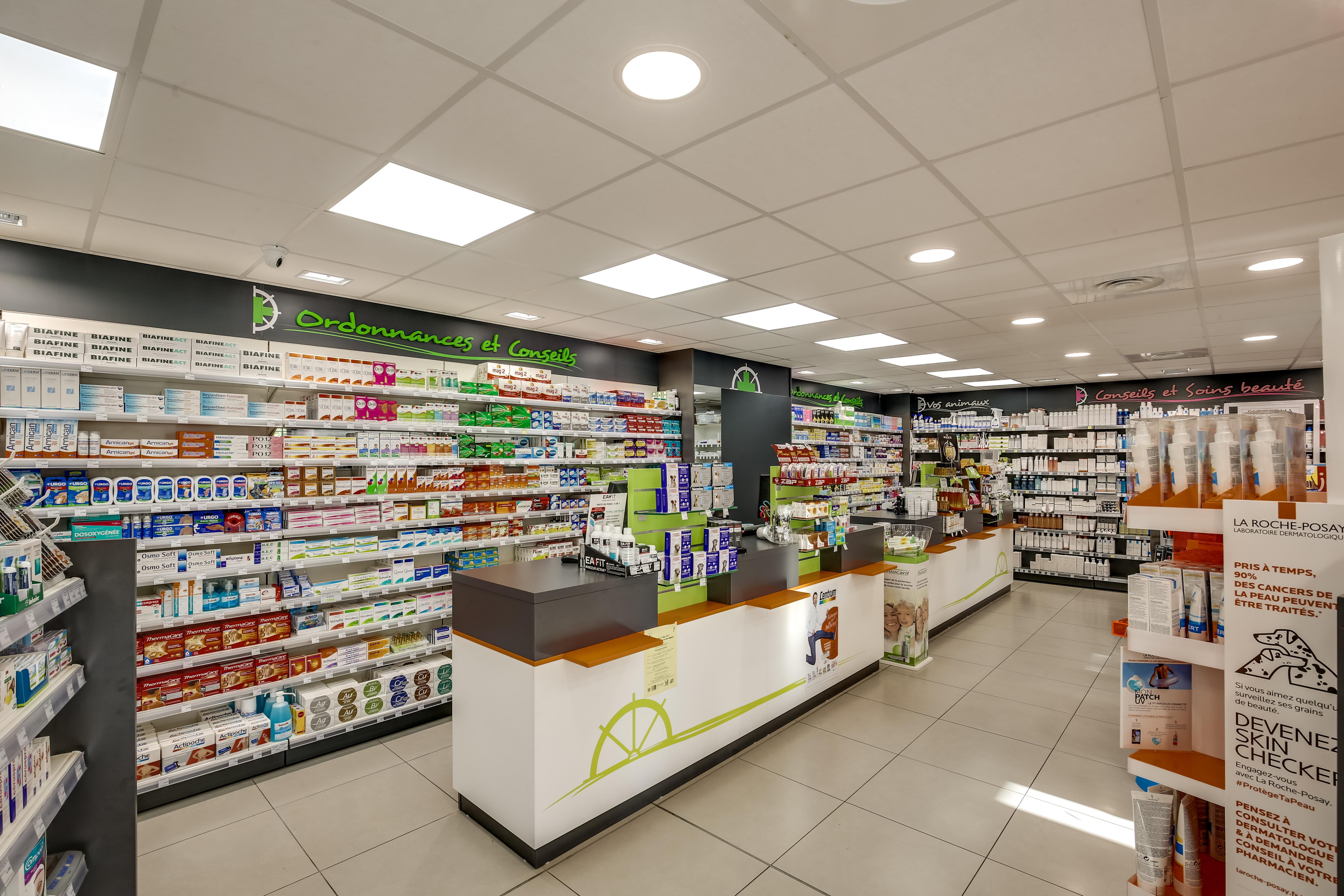 Pharmacie des Calquières à Ganges ( 34 ) 19