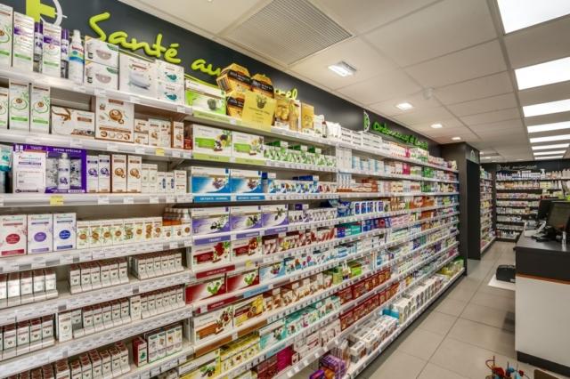 Pharmacie des Calquières à Ganges ( 34 ) 5