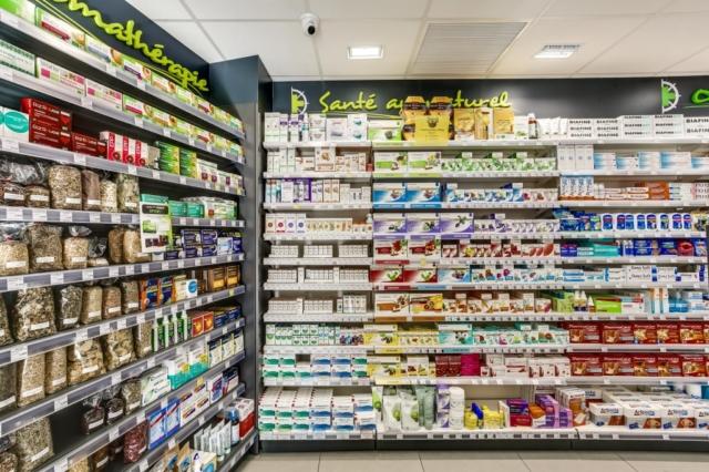 Pharmacie des Calquières à Ganges ( 34 ) 12