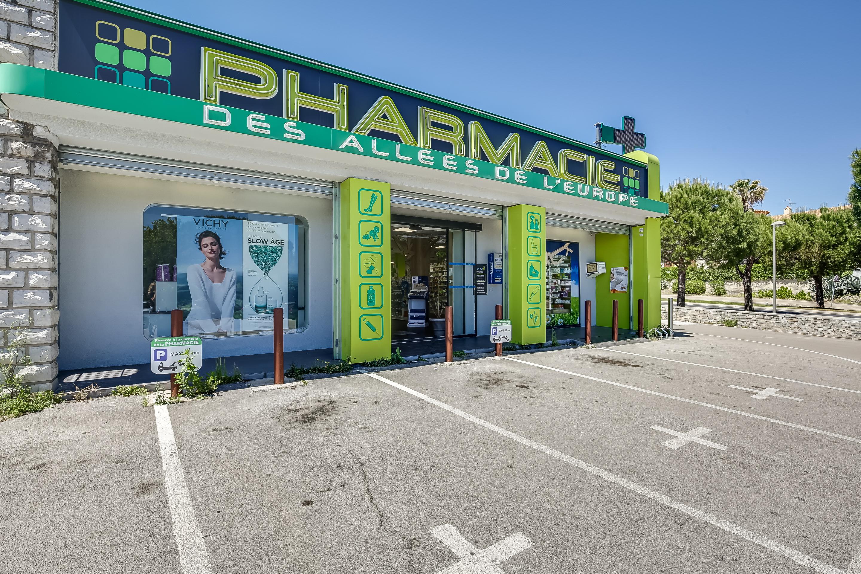 Pharmacie Allée de l'Europe - JUVIGNAC 19
