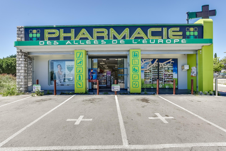 Pharmacie Allée de l'Europe - JUVIGNAC 18