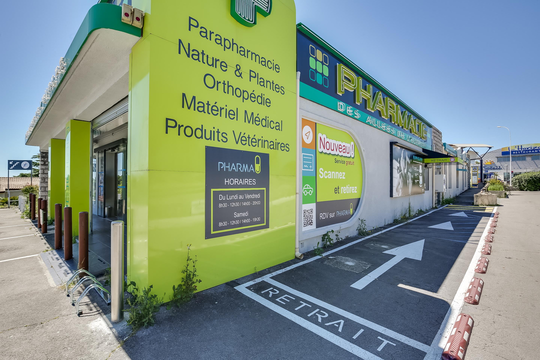 Pharmacie Allée de l'Europe - JUVIGNAC 17