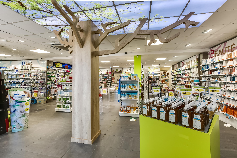 Pharmacie Allée de l'Europe - JUVIGNAC 16