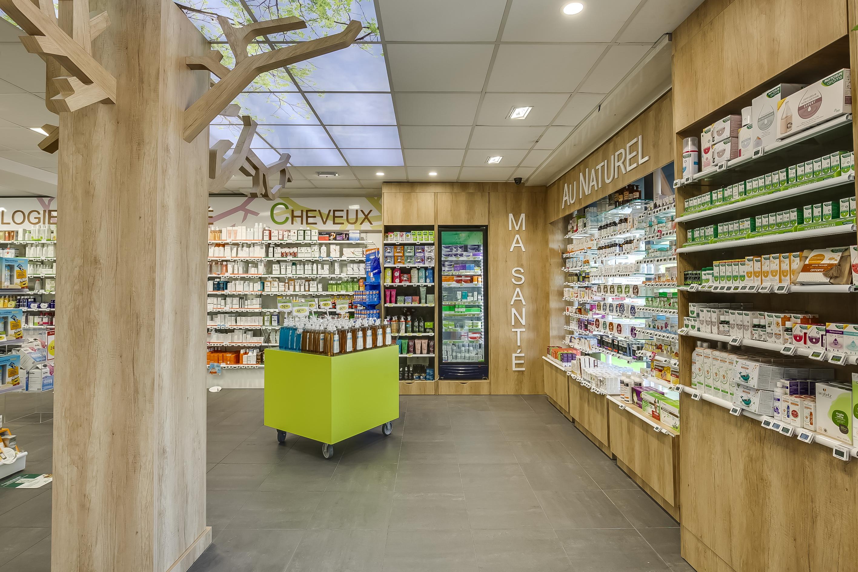 Pharmacie Allée de l'Europe - JUVIGNAC 15