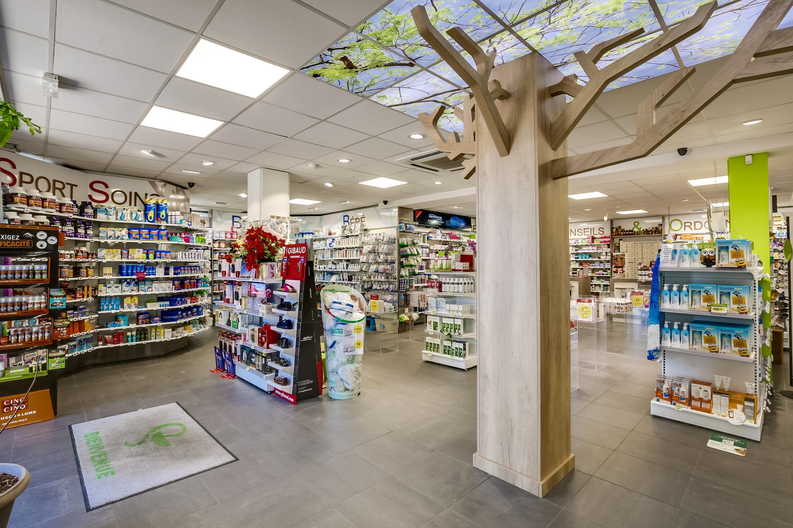 Pharmacie Allée de l'Europe – JUVIGNAC