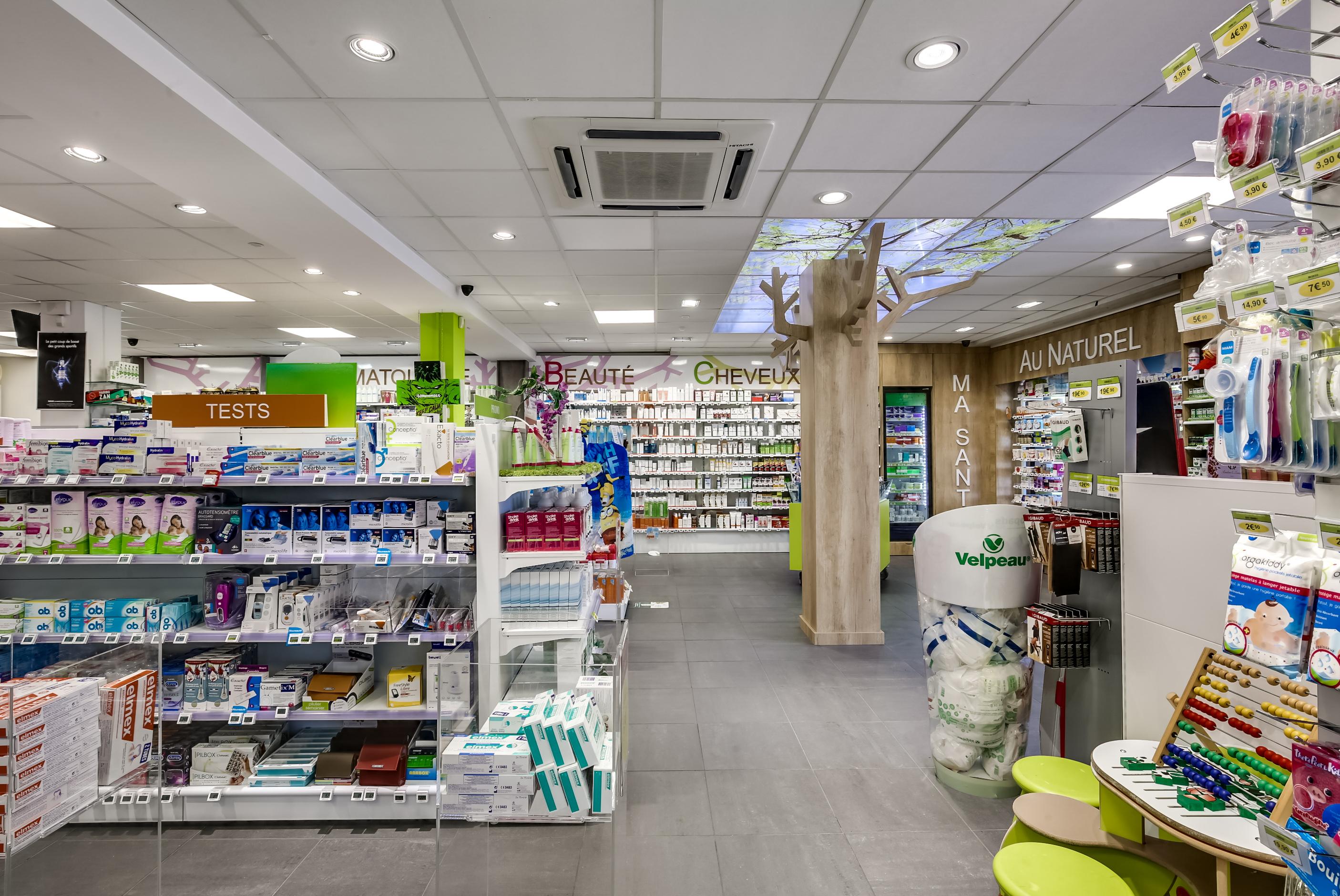 Pharmacie Allée de l'Europe - JUVIGNAC 23