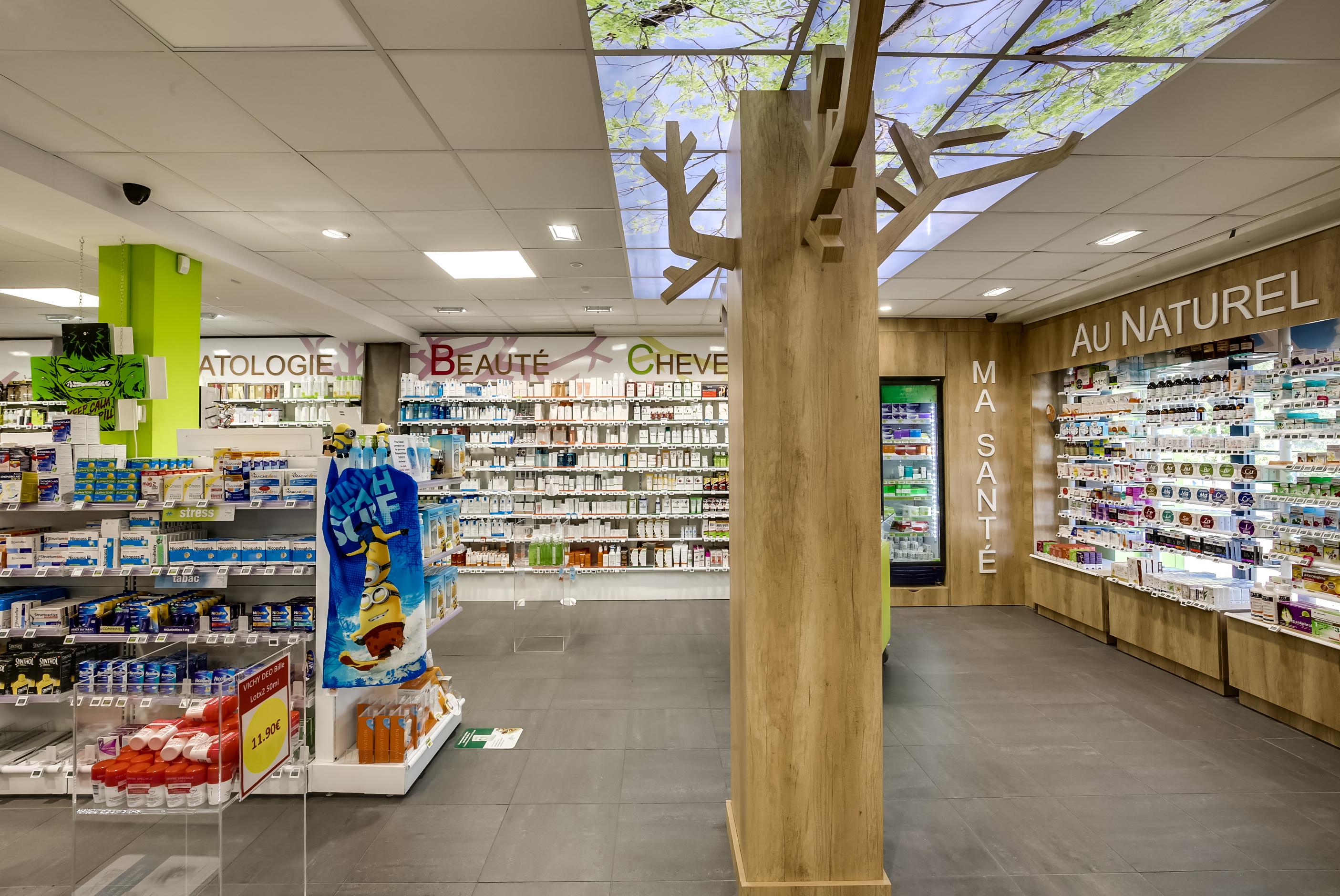 Pharmacie Allée de l'Europe - JUVIGNAC 22