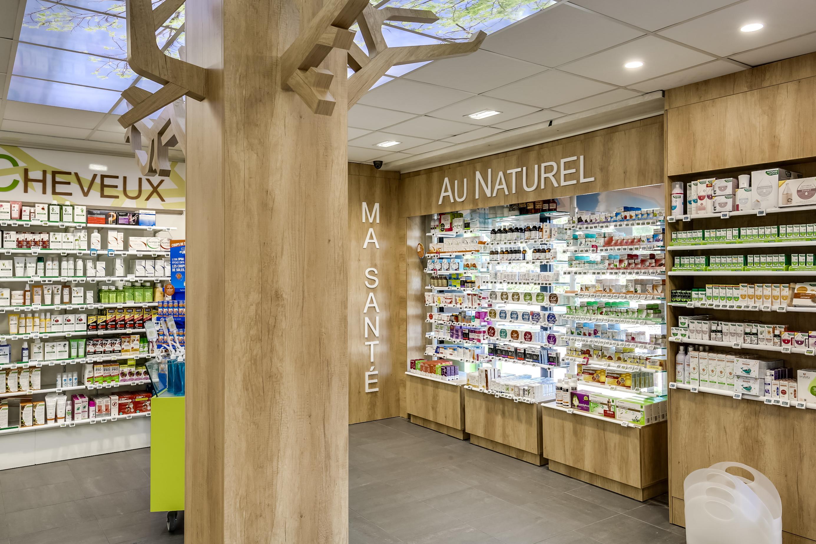 Pharmacie Allée de l'Europe - JUVIGNAC 21