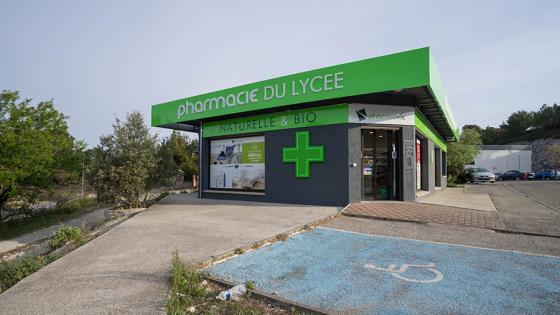 PHARMACIE DU LYCÉE – Villeneuve les Avignon 2