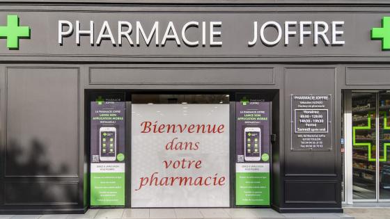 PHARMACIE JOFFRE - TOULON 22