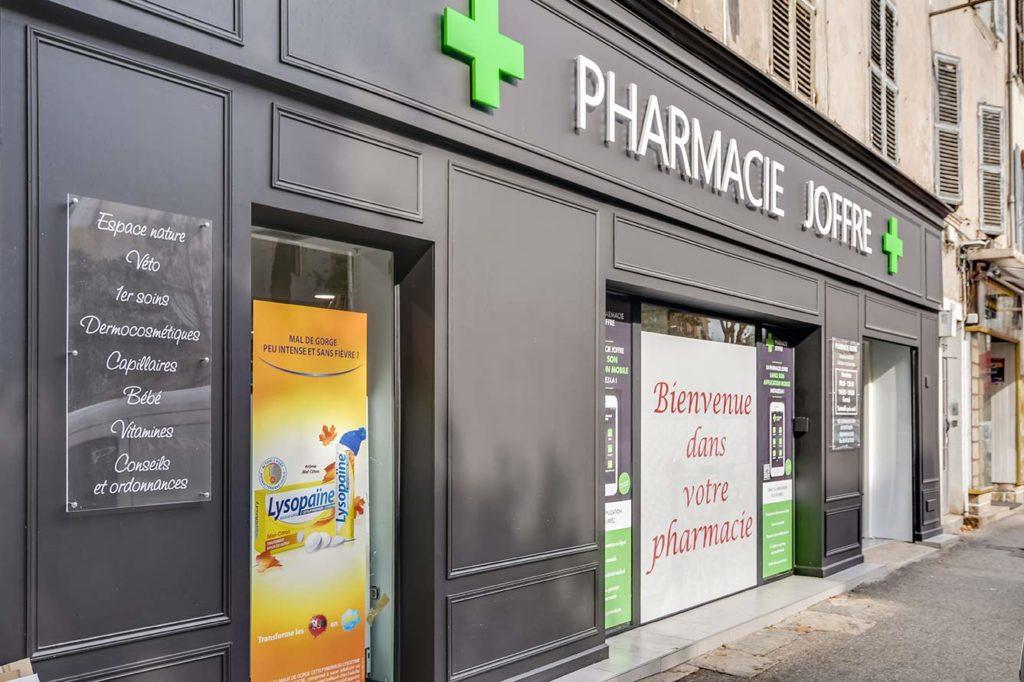 Pharmacie 25