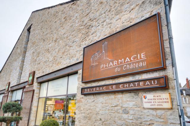 PHARMACIE DU CHÂTEAU - 12 150 Séverac le Château 17