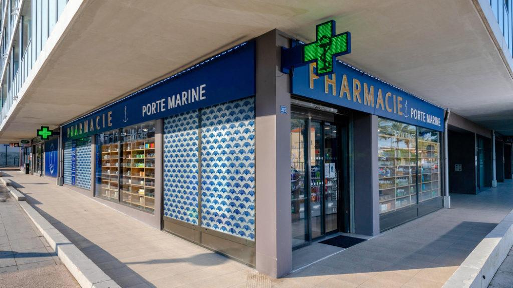 Pharmacie 8