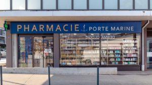 PHARMACIE PORTE MARINE - LA SEYNE SUR MER (83) 1